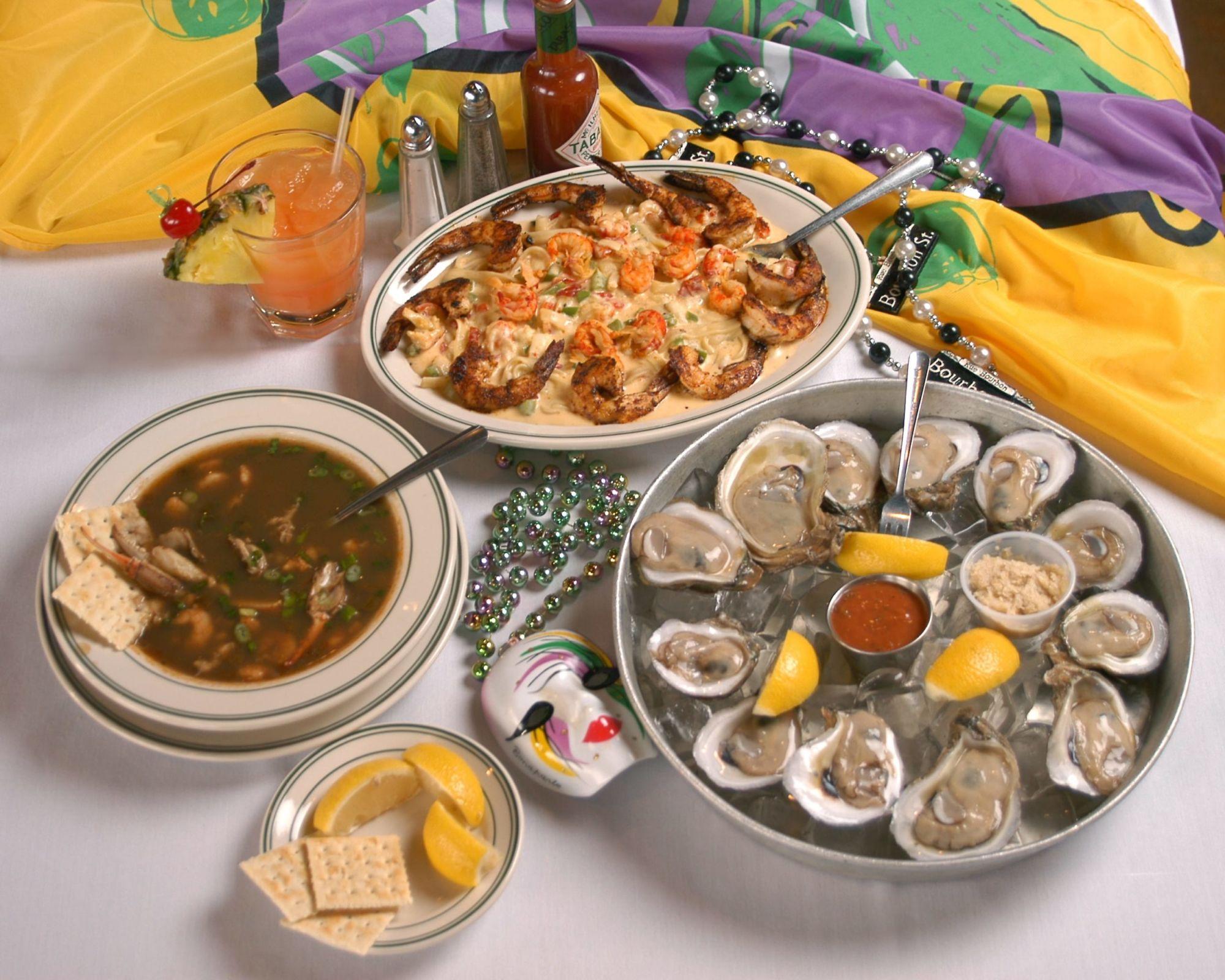 Louisiana Kitchen Breakfast Menu