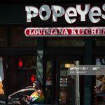 Popeye Menu Prices