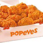 popeyes chicken sandwich price